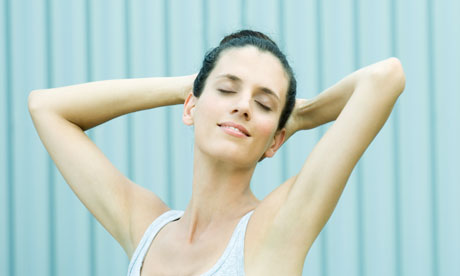Say goodbye to dark underarms!